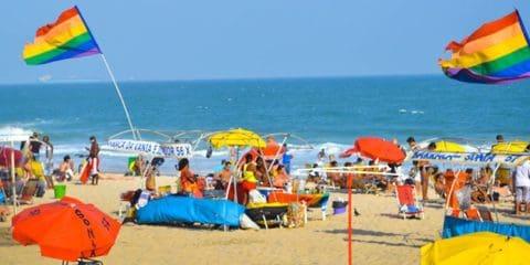 Famre beach, rio