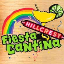Fiesta Cantina San Diego gay bar & restaurant