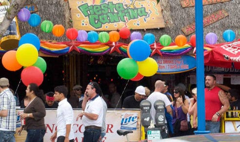 TravelGay recommendation Fiesta Cantina – Hillcrest