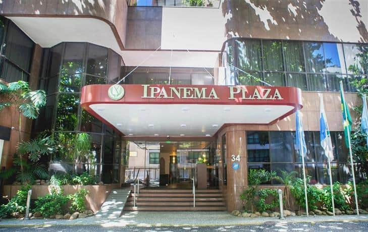 Golden Tulip Ipanema Plaza