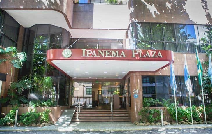 Golden Tulip Ipanema Plaza