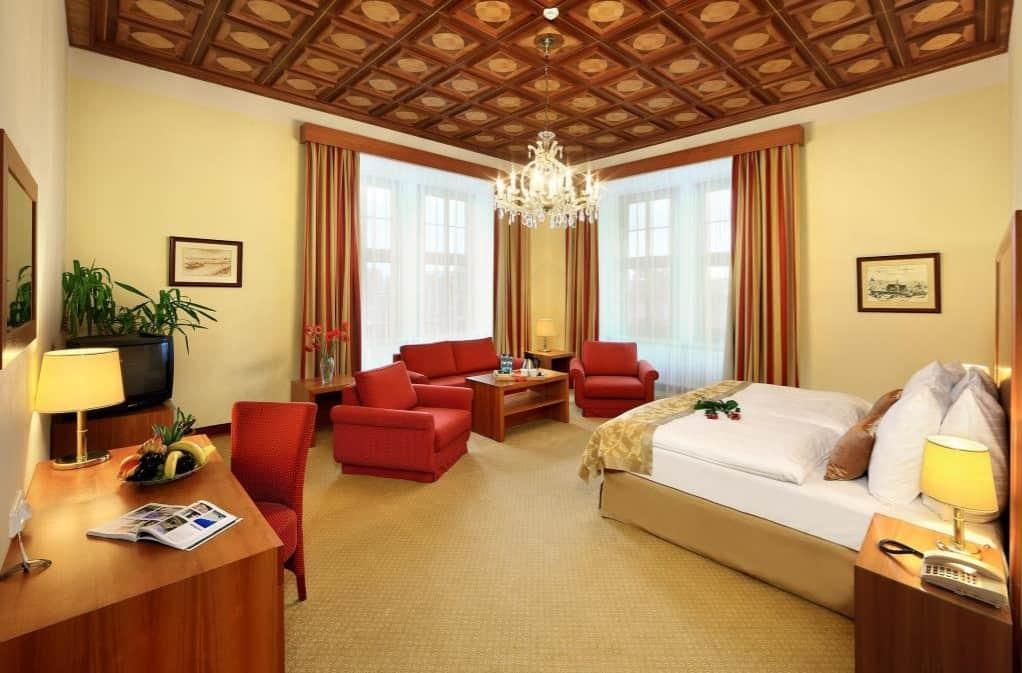 billede af Grandhotel Brno