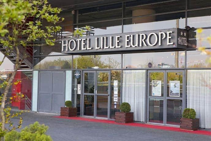 Hotel Lille EU