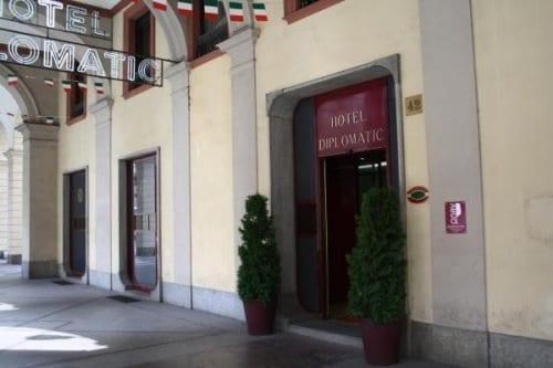 Diplomatic Hotel Turin