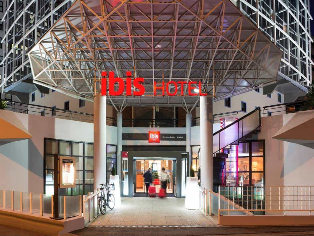 Ibis Bordeaux Center Meriadeck