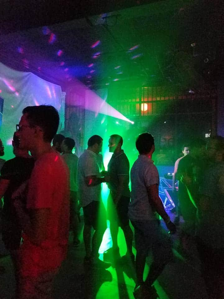 Manuel Antonio Gay Dance Clubs