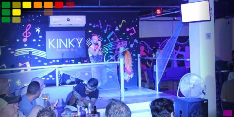 kinky bar