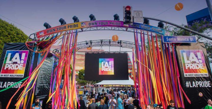 Los Angeles Pride 2021