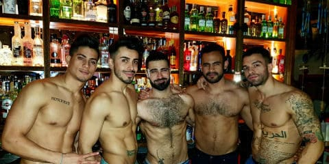 Gay Hotels and Hostals in Madrid