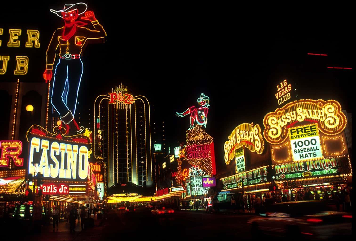 New Las Vegas · Gay Bars