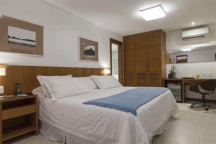 मार Ipanema होटल