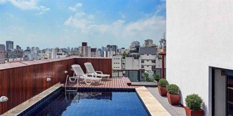 Hotel Mercure Sao Paulo Pamplona