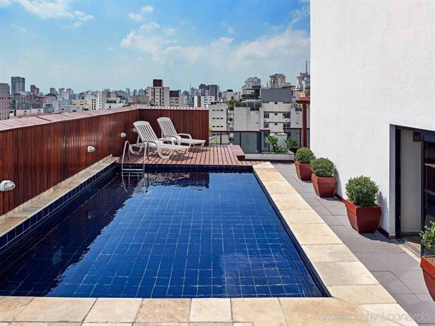 Mercure साओ पाउलो पैम्प्लोना होटल की छवि