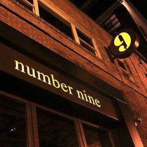 Αριθμός εννιά
