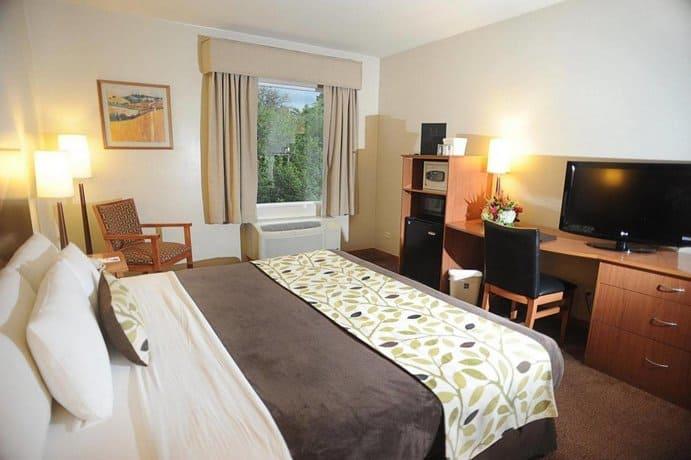 Sleep Inn Hotel Paseo Las Damas