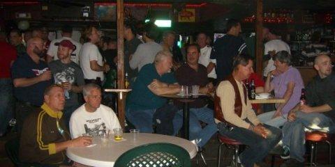 TravelGay anbefaling Pat O's Bunkhouse Saloon
