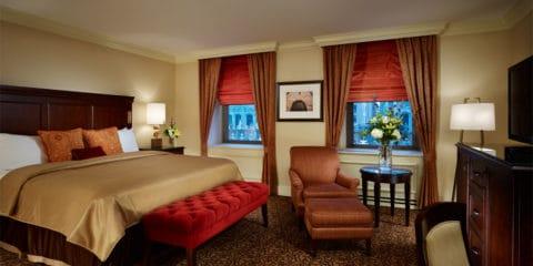 Omni William Penn Hotel Pittsburgh Pennsylvania