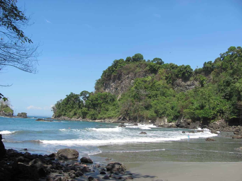 Playa La Macha Manuel Antonio