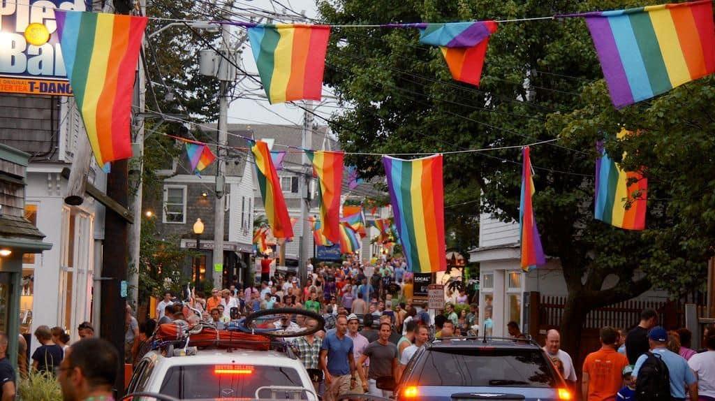 حفلات وأحداث المثليين في بروفينستاون