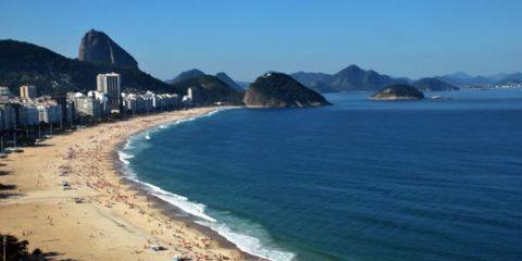 Playa de copacabana, rio