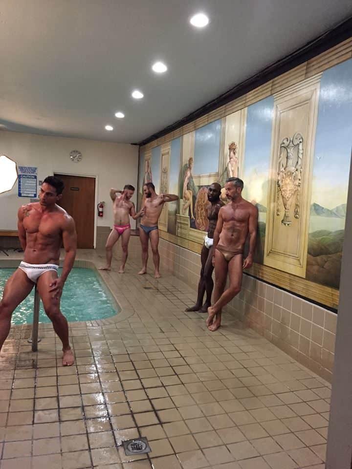 la fitness gay sauna