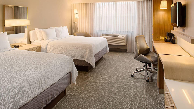 Courtyard Sacramento Midtown Hotel