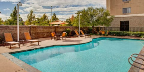Hotel Courtyard Sacramento Midtown
