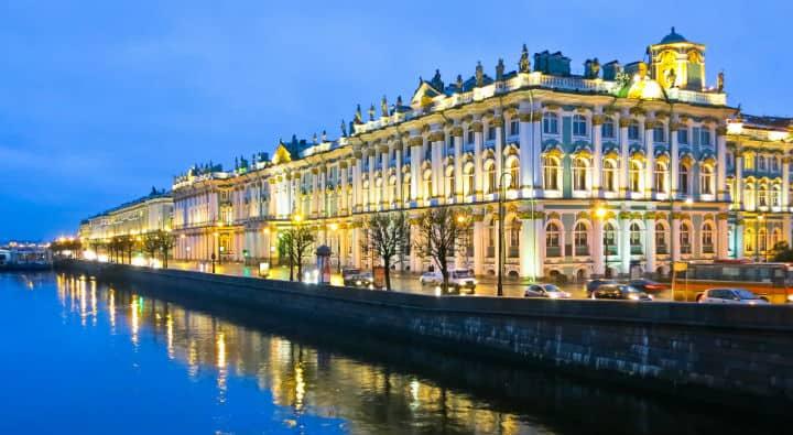 Gay Sankt Petersborg · Byguide