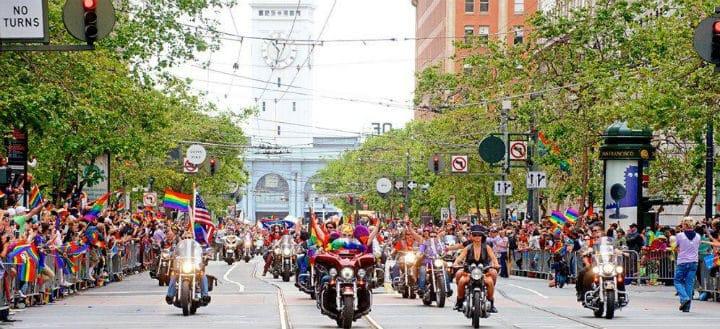 San Francisco Pride 2019
