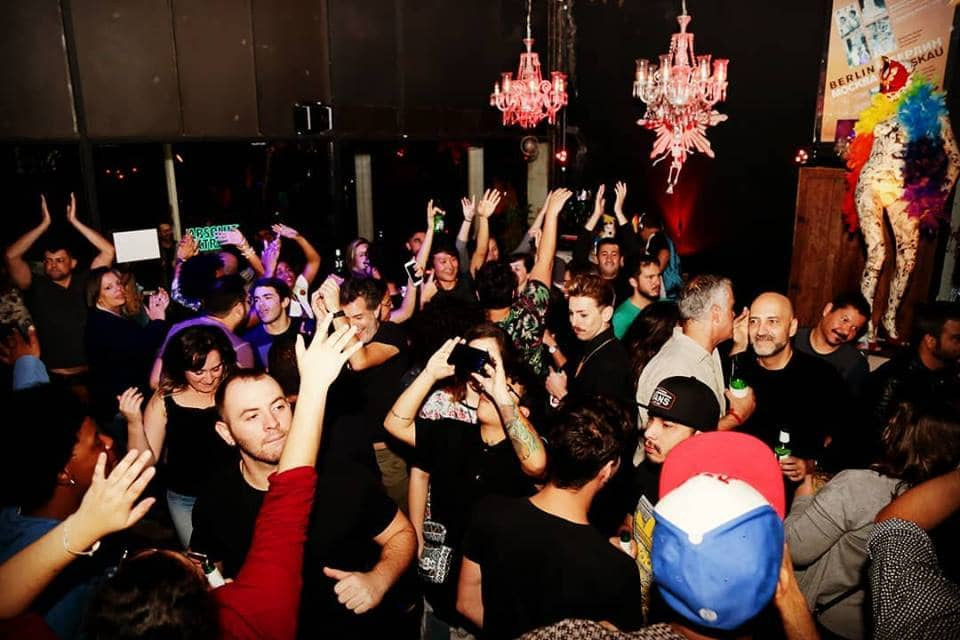 Bar gay di San Paolo