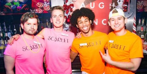 TravelGay anbefaling Scarlet Bar