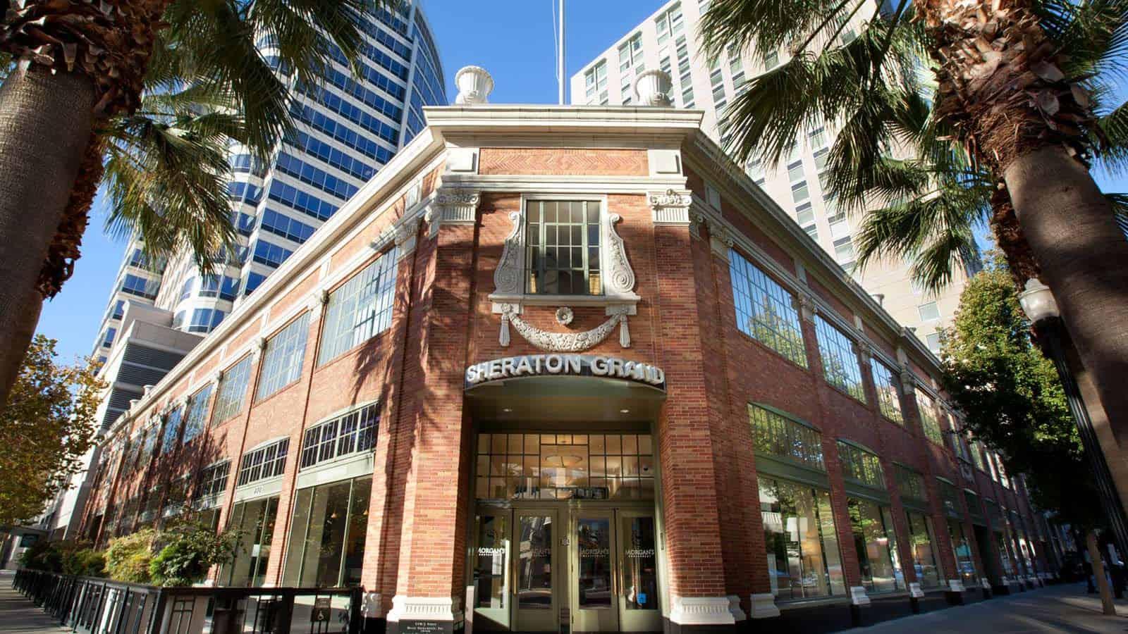 Sheraton Grand Hotel Sacramento