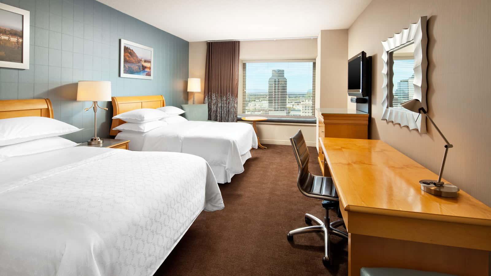 image of Sheraton Grand Sacramento Hotel