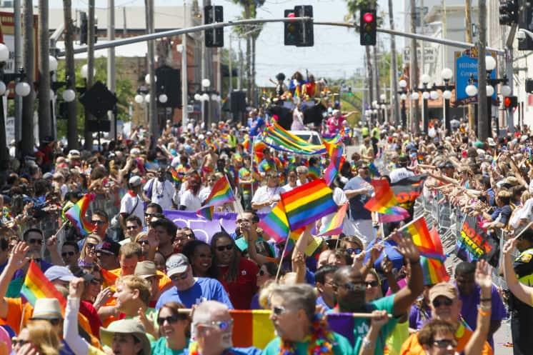 Tampa Pride 2021