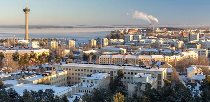 Gay Tampere · Guida della città