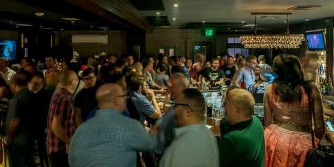 Taverne auf Camac Philadelphia LGBT-beliebte Bar