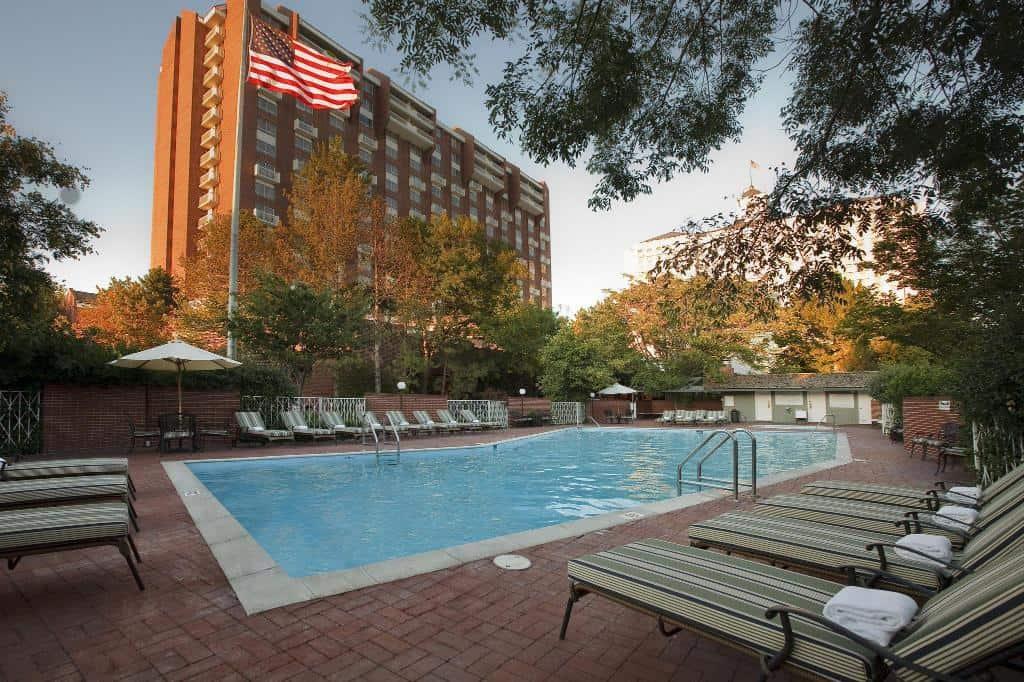 The Little America Hotel