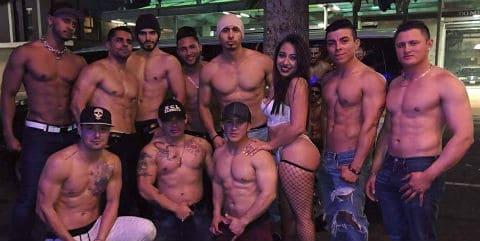 Το μπαρ New Jalisco