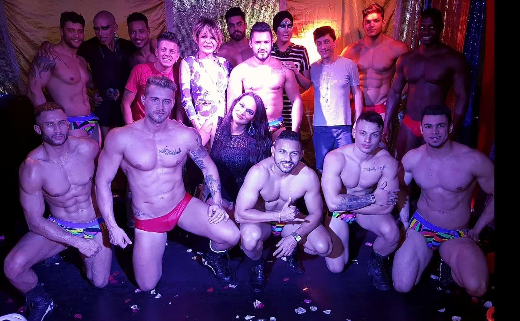 Saune gay di San Paolo