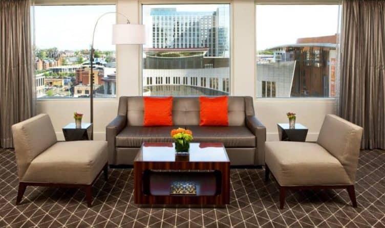 billede af Hilton Nashville Downtown