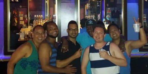 Die Seite New Orleans Gay Bar Louisiana
