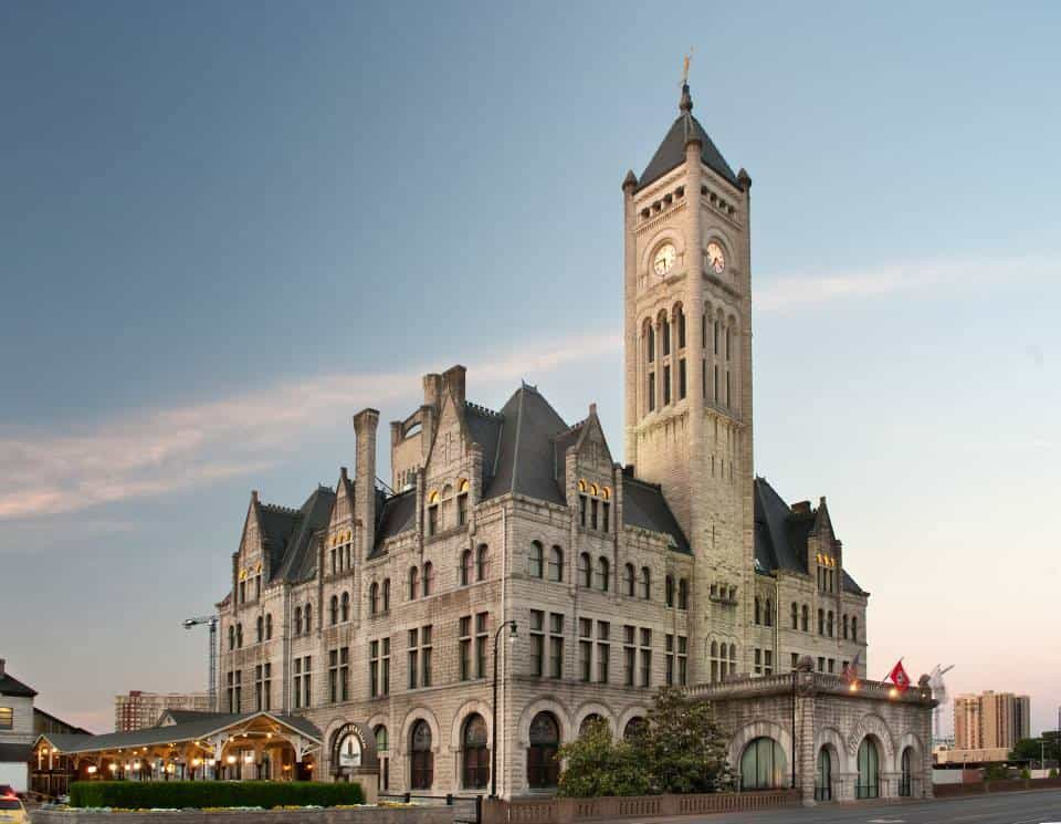 Union Station Hotel Nashville Tennessee Gay-Friendly Nashville Hotel