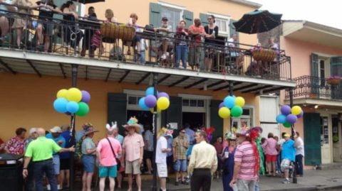 TravelGay anbefaling Cafe Lafitte i eksil