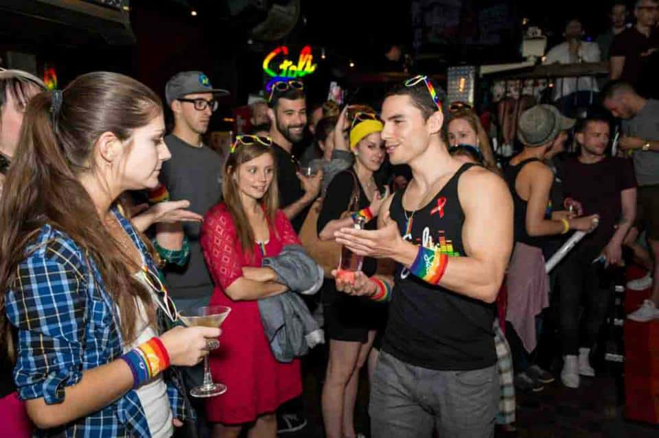 Vancouver Gay Dance Clubs