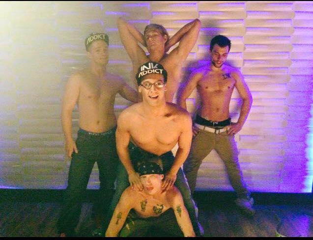 Club detroit gay night