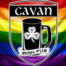 Cavans irske pub Columbus Ohio Bar Columbus Gay Bar