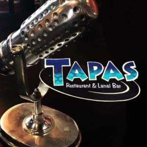 Tapa's Restaurant and Lanai Bar Honolulu Hawaii Honolulu LGBT Bar