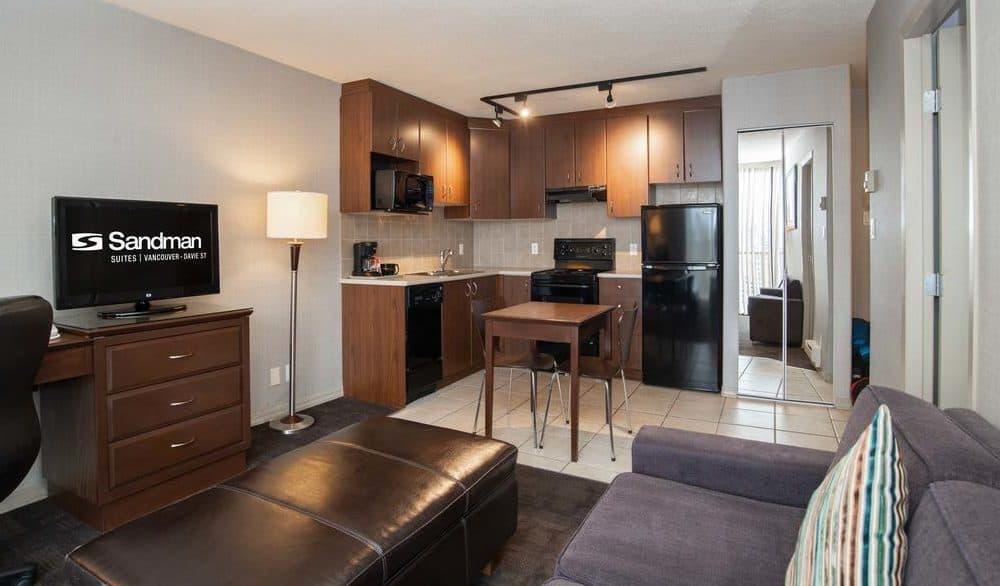 image of Sandman Suites Vancouver