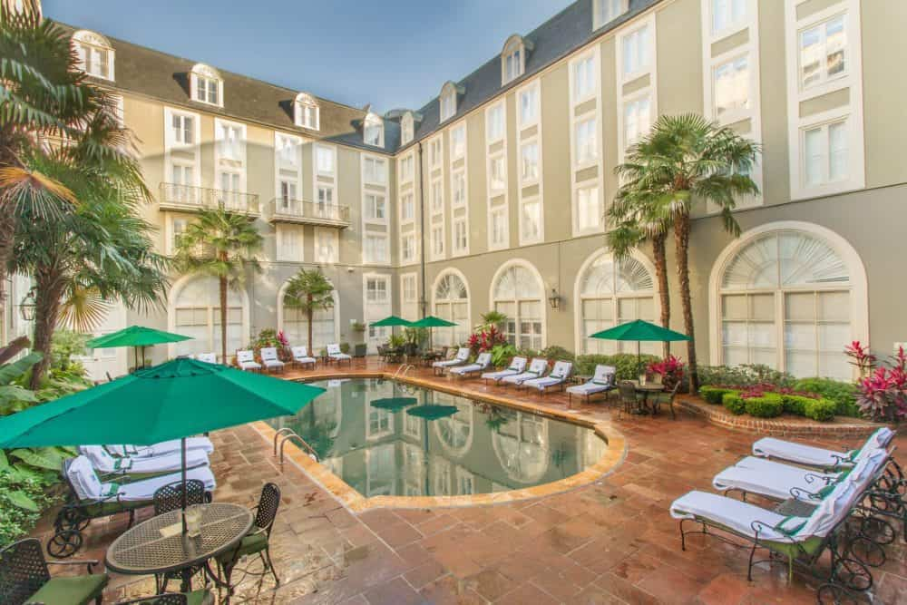 Bourbon Orleans Gay-Friendly New Orleans Hotel Louisiana