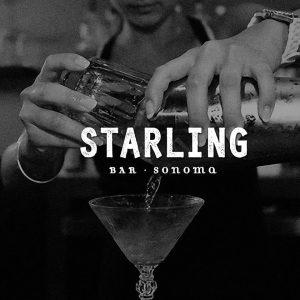 Starling Bar Sonoma California